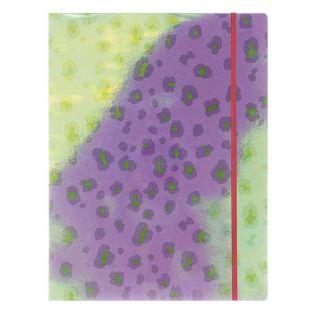 Acid Leo hard cover diary - 16.5 x...