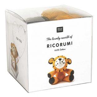 Amigurumi Crochet Set Tiger - Ricorumi