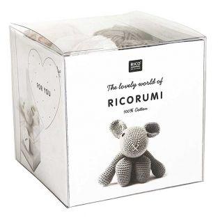 Amigurumi Rabbit Crochet Set - Ricorumi