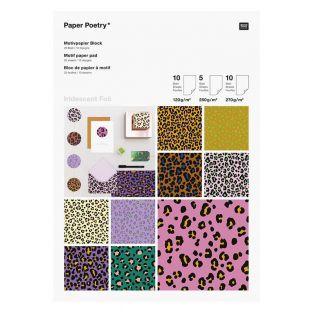 25 Blatt Acid Leo A4-Papier