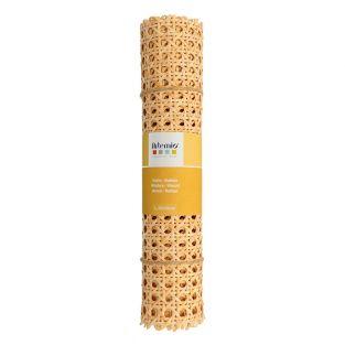 Cane roll - rattan large hexagonal...