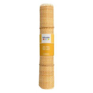 Cane roll - rattan fine square mesh...