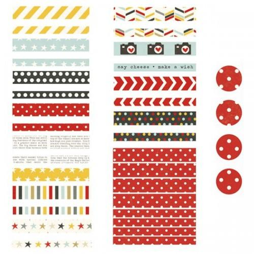 "Masking tapes ""Simple Stories"""