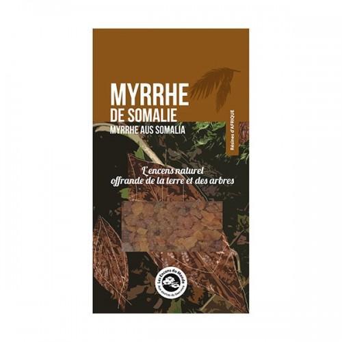 Résine de Myrrhe de Somalie