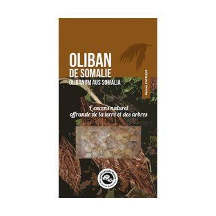Somalian Frankincense resin