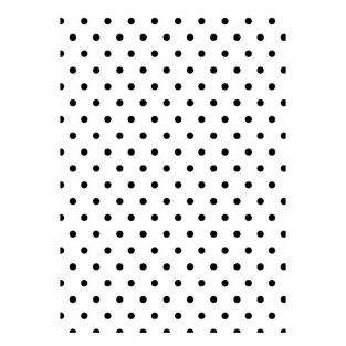 Embossing dies with dots