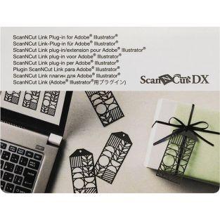 Adobe Illustrator Plugin für ScanNCut...