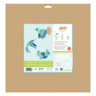 Kit de mobiles à décorer pour enfants...