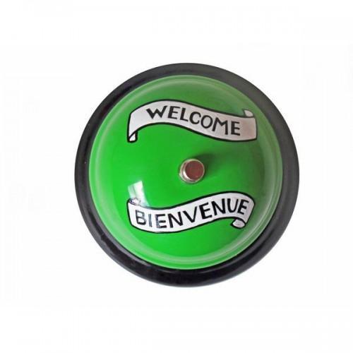 Desk Bell welcome