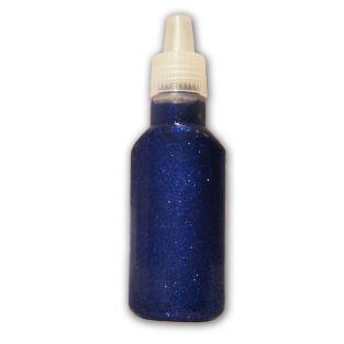 Glitzerkleber - Blau