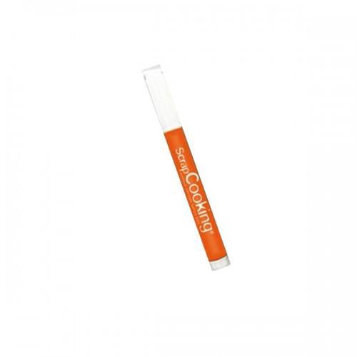 Mini Edible ink pen - Orange
