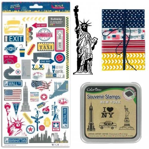 Scrapbooking Kit - New York