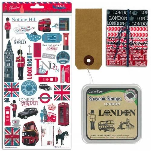 Scrapbooking Kit - London
