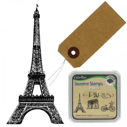 Kit scrapbooking Paris