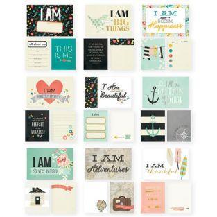 72 cartes scrapbooking recto-verso Simple Stories