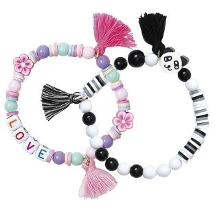 Jewelry kit - Bracelets Love + black...
