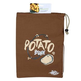 Sac à pommes de terre en tissu
