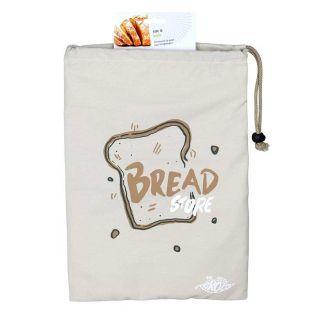 Brotbeutel aus Stoff 28 x 38 cm