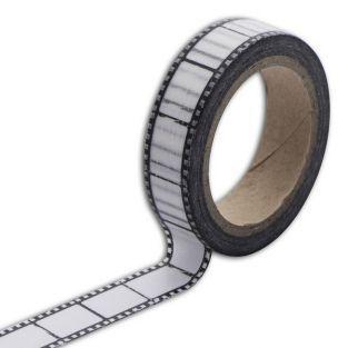 Masking tape película de foto