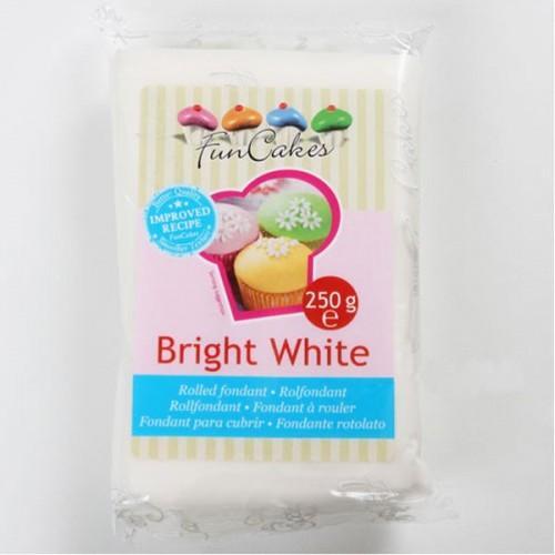 Fondant 250 g - Bright White Vanilla