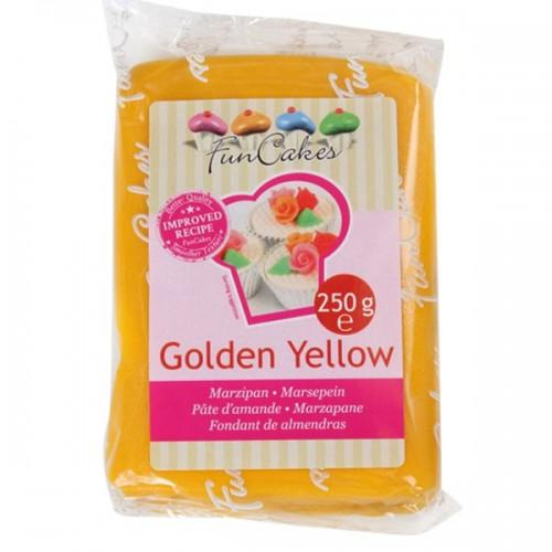 Marzipan Golden Yellow - 250 g