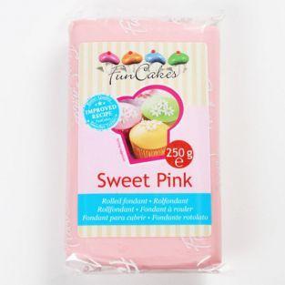 Pâte à sucre rose clair 250 g