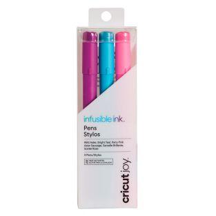 3 bolígrafos de tinta infusible de...
