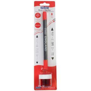 Red edible pen - with refill