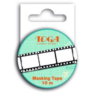Masking tape - photographic film
