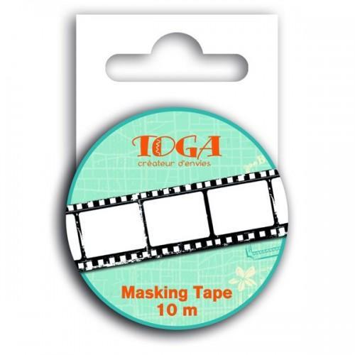 Masking tape négatif photo