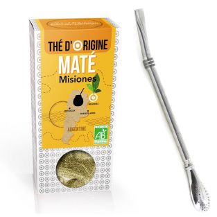 Infusion of Argentine Mate +...