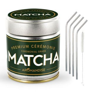 Tè verde giapponese biologico Matcha...