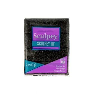 Sculpey polymer clay 57 g - black...