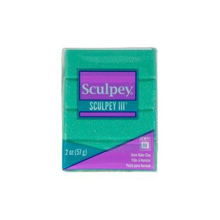 Sculpey polymer clay 57 g - turquoise...