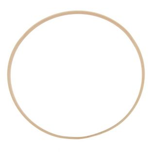 Anello di bambù piatto Ø 30 cm