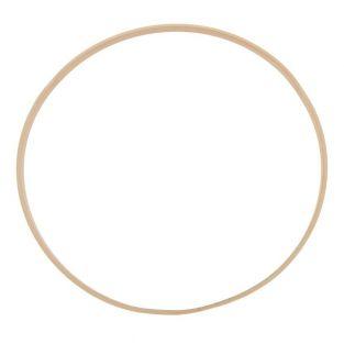Flat bamboo ring Ø 30 cm