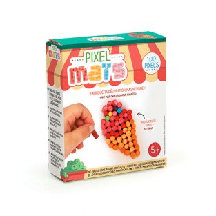 Magnet Junk Food im Pixelmais - Eiscreme