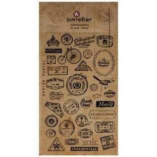 Stamp etiqueta