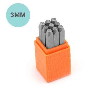 9 tampons pour gravure métal Marin -...