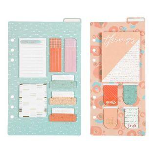 Memo kit, planner journal - Pastel