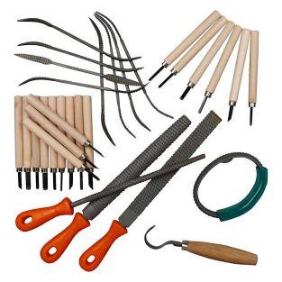 Kit d'outils pour stéatite