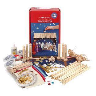 DIY Kit - Making a Christmas Nativity...