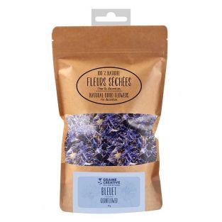 Fleurs séchées décoratives Bleuet 10 g