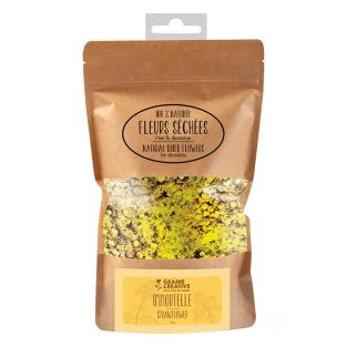 Dried flowers decorations Immortelle...