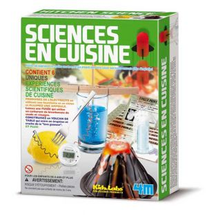 In the kitchen - Science discovery set