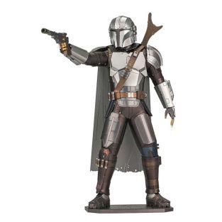 Star Wars modello 3D in metallo - Il...