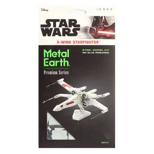 Star Wars 3D Metall Modell - X-Wing