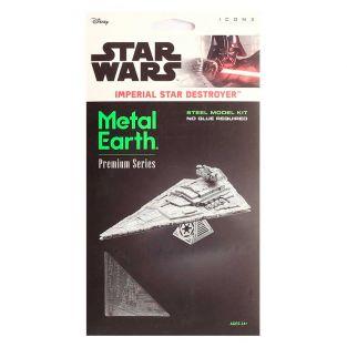 Star Wars modello 3D in metallo -...