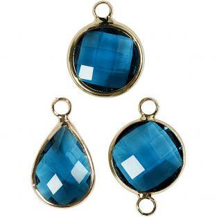 6 Ciondoli per gioielli 15-20 cm -...