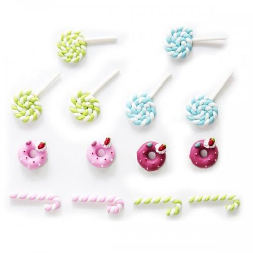 Mini sweets resin